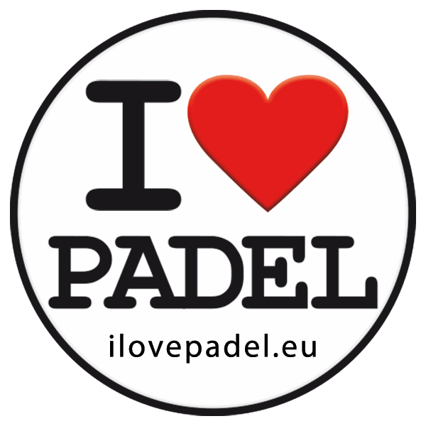 Logo big I Love Padel