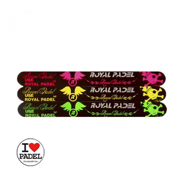 Blister of 3 units Royal Padel Racket Protectors by I Love Padel A