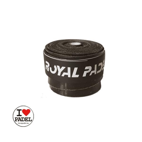 Royal Padel overgrip black by I Love Padel