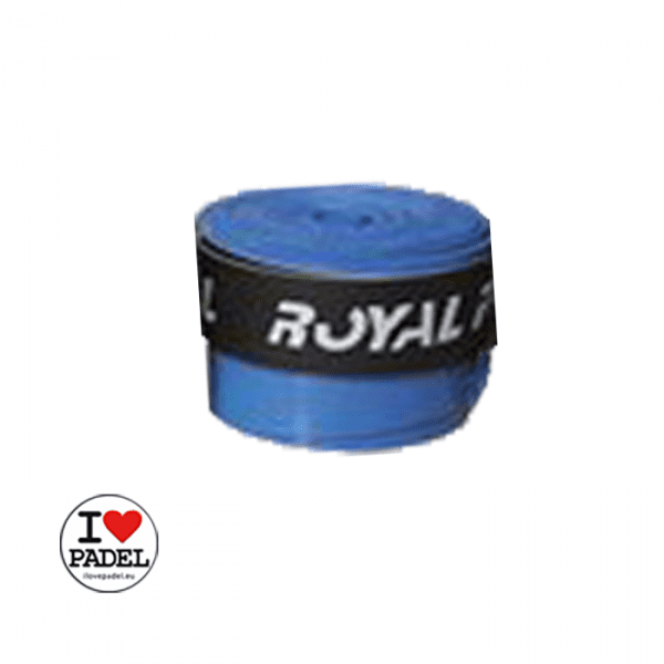 Royal Padel overgrip blue by I Love Padel