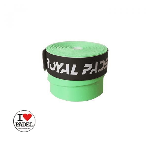 Royal Padel overgrip green by I Love Padel
