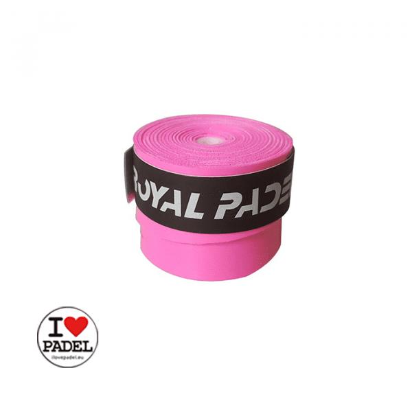 Royal Padel overgrip pink by I Love Padel