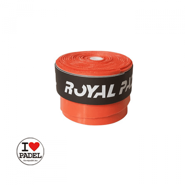 Royal Padel overgrip red by I Love Padel