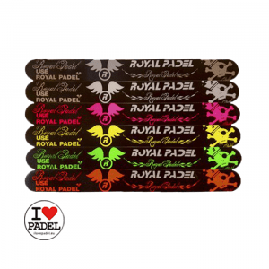 Six colors Royal Padel Racket Protector by I Love Padel A