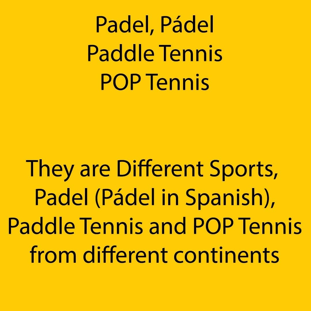 ILP I Love Padel Padel, Pádel, Paddle, POP Tennis thats the question, Padel Rackets, Paddle Racquets, Palas de Pádel, Black Crown and Royal Padel 13-10-2019 03