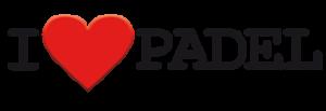 ILP I Love Padel Logo Footer.