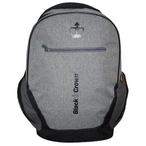 Padel Backpack Bit Black Crown | Gray 1