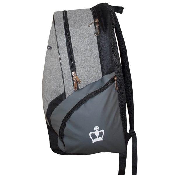 Padel Backpack Bit Black Crown | Gray 3