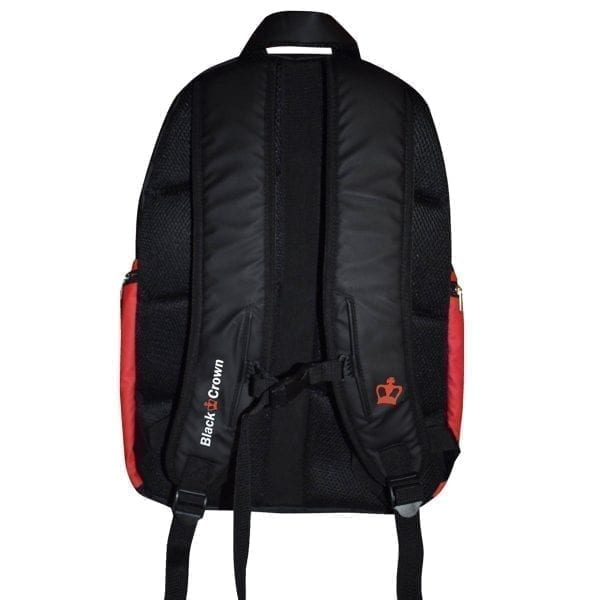 Padel Backpack Bit Black Crown | Red 2