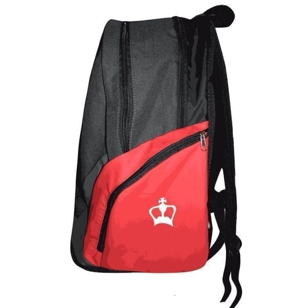 Padel Backpack Bit Black Crown | Red 1