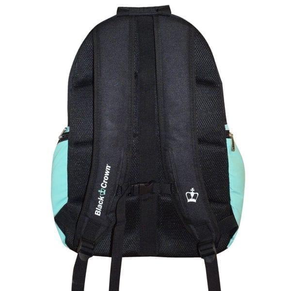 Padel Backpack Bit Black Crown   Gray-Turquoise 2
