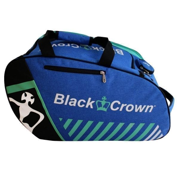 Padel Sports bag / Backpack Work Black Crown | Blue 1