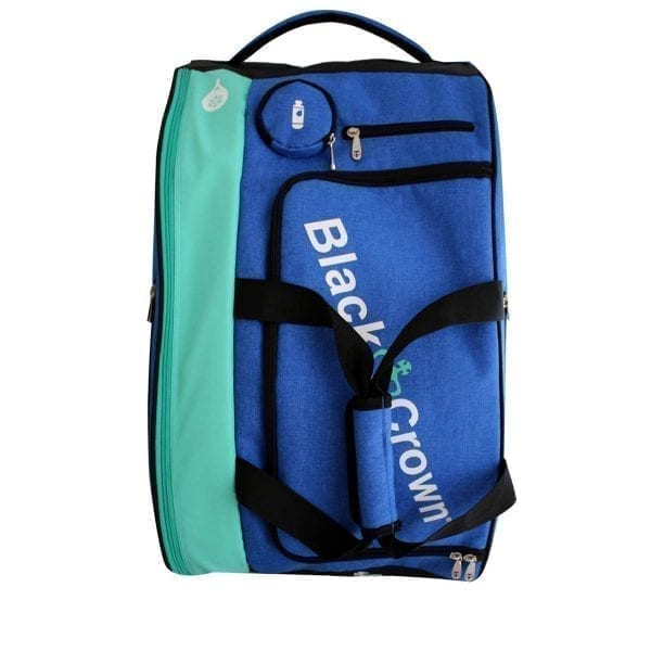 Padel Sports bag / Backpack Work Black Crown | Blue 2