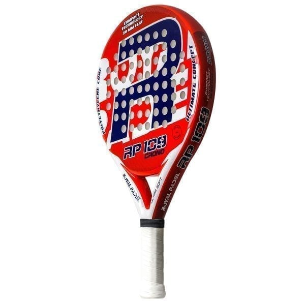 Padel Racket RP 109 Crono 2020, Royal Padel | Level: Initiation | Power 65%, Control 80% 2