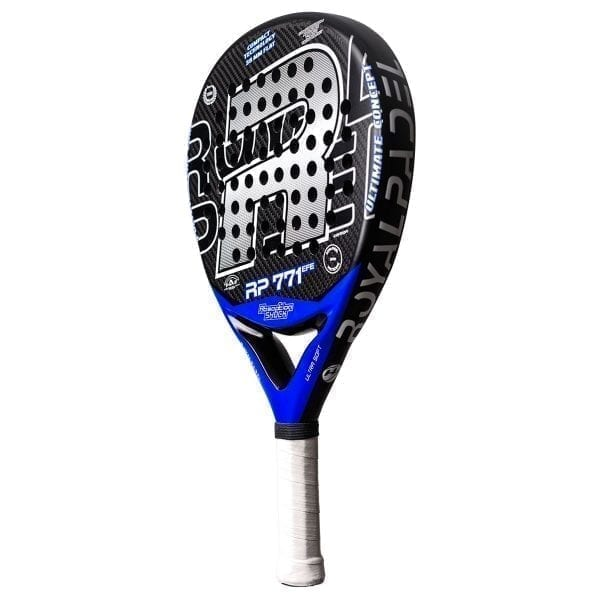 Padel Racket RP 771 EFE 2020, Royal Padel | Level: Advanced, Competition, Professional | Power 95%, Control 95% 2