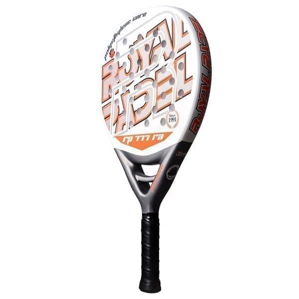 Padel Racket RP 777RA 2020, Royal Padel | Level: Advanced | Power 80%, Control 90% 2