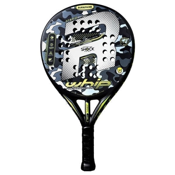Padel Racket RP 790 Whip Hybrid 2020, Royal Padel   Level: Advanced, Competition, Professional   Power 95%, Control 90% 1