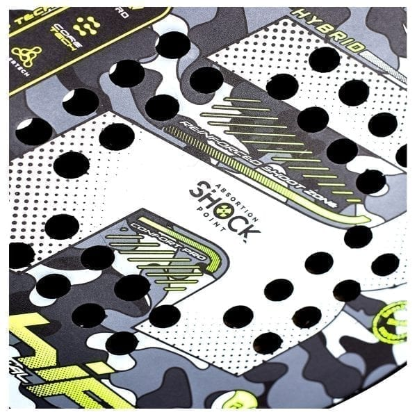 Padel Racket RP 790 Whip Hybrid 2020, Royal Padel   Level: Advanced, Competition, Professional   Power 95%, Control 90% 3