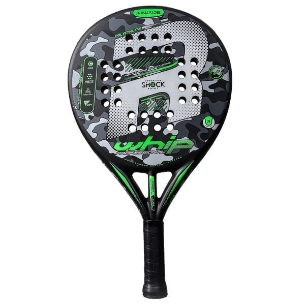 Padel Racket RP 790 Whip Polietileno 2020, Royal Padel | Level: Advanced, Competition, Professional | Power 90%, Control 90% 1