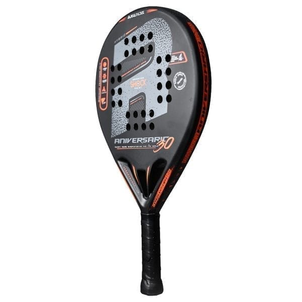 Padel Racket RP Aniversario Hybrid 2020, Royal Padel | Level: Advanced, Competition, Professional | Power 90%, Control 90% 2
