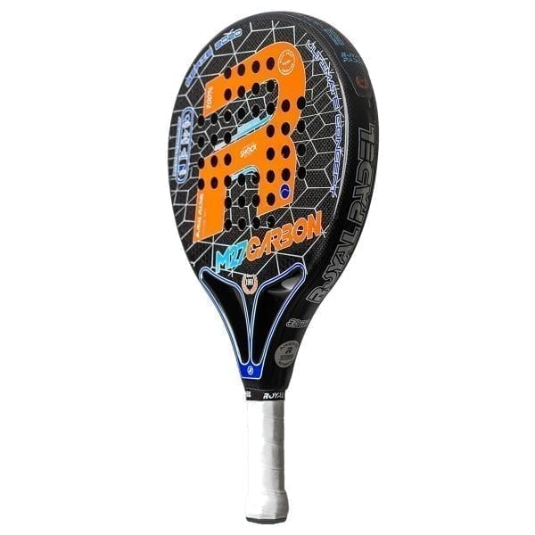 Padel Racket RP M27 Hybrid 2020, Royal Padel | Level: Advanced, Competition, Professional | Power 99%, Control 90% 2