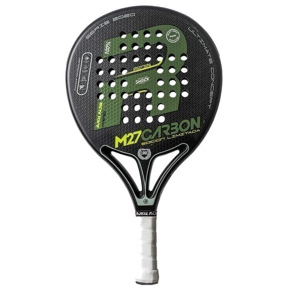 Padel Racket RP M27 Hybrid Edición Limitada 2020, Royal Padel | Level: Advanced, Competition, Professional | Power 90%, Control 90% 1