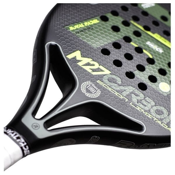 Padel Racket RP M27 Hybrid Edición Limitada 2020, Royal Padel | Level: Advanced, Competition, Professional | Power 90%, Control 90% 3