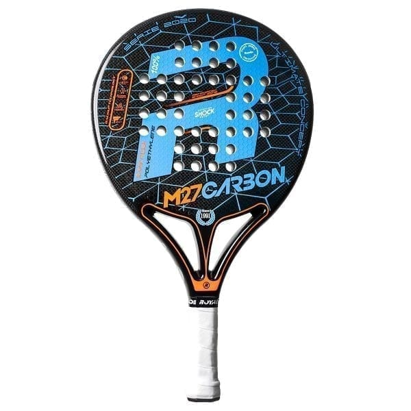 Padel Racket RP M27 Polietileno 2020, Royal Padel | Level: Advanced, Competition, Professional | Power 95%, Control 95% 1