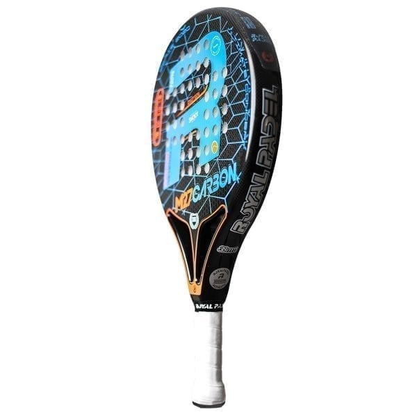 Padel Racket RP M27 Polietileno 2020, Royal Padel | Level: Advanced, Competition, Professional | Power 95%, Control 95% 2