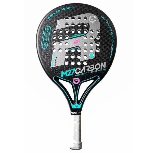 Padel Racket RP M27 Woman Edicón Limitada 2020, Royal Padel   Level: Advanced, Competition, Professional   Power 95%, Control 95% 1