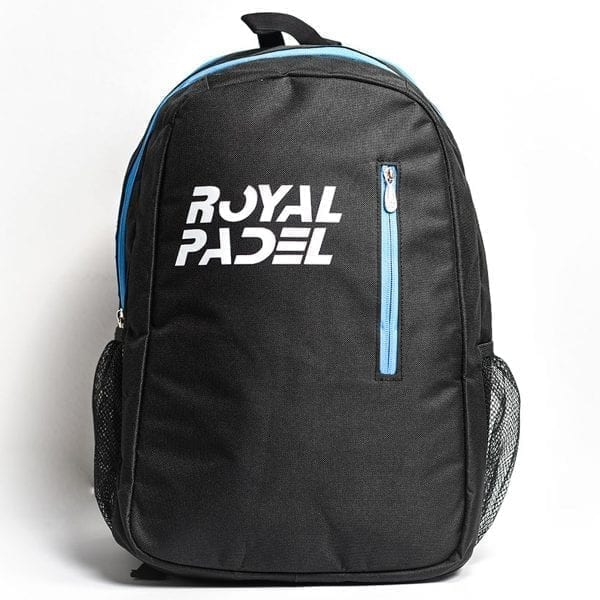Sportive Backpack, Royal Padel | Black and Blue 1