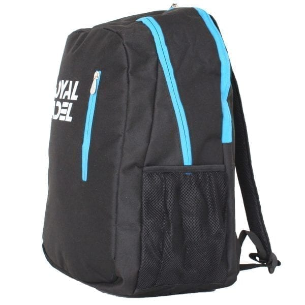 Sportive Backpack, Royal Padel | Black and Blue 2