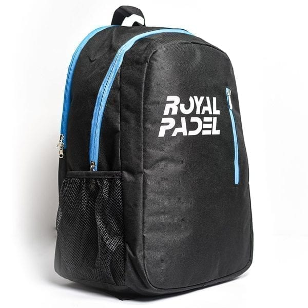 Sportive Backpack, Royal Padel | Black and Blue 3