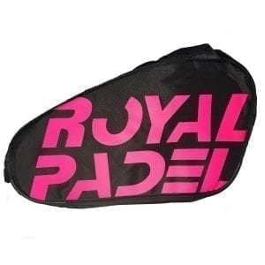 Thermal Padel Sports bag / Backpack, Royal Padel | Pink and Black 1