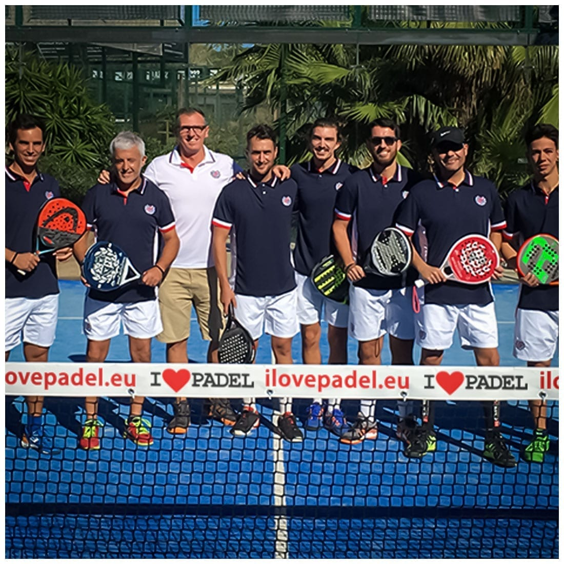 Best padel team 2019 and 2020 Fibra Sport, Maresme. Interclub Padel Competition the ins, and outs explained.