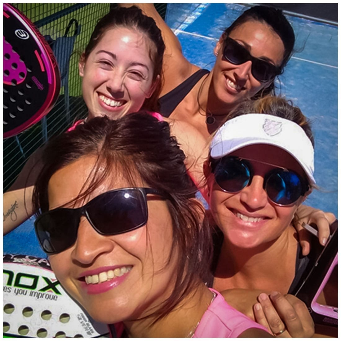 Beautifull Padel Girls. Post Padel, Paddle, Pádel, POP Tennis, Rules, and Regulations. Your Online Padel Shop, Blog Page with Posts