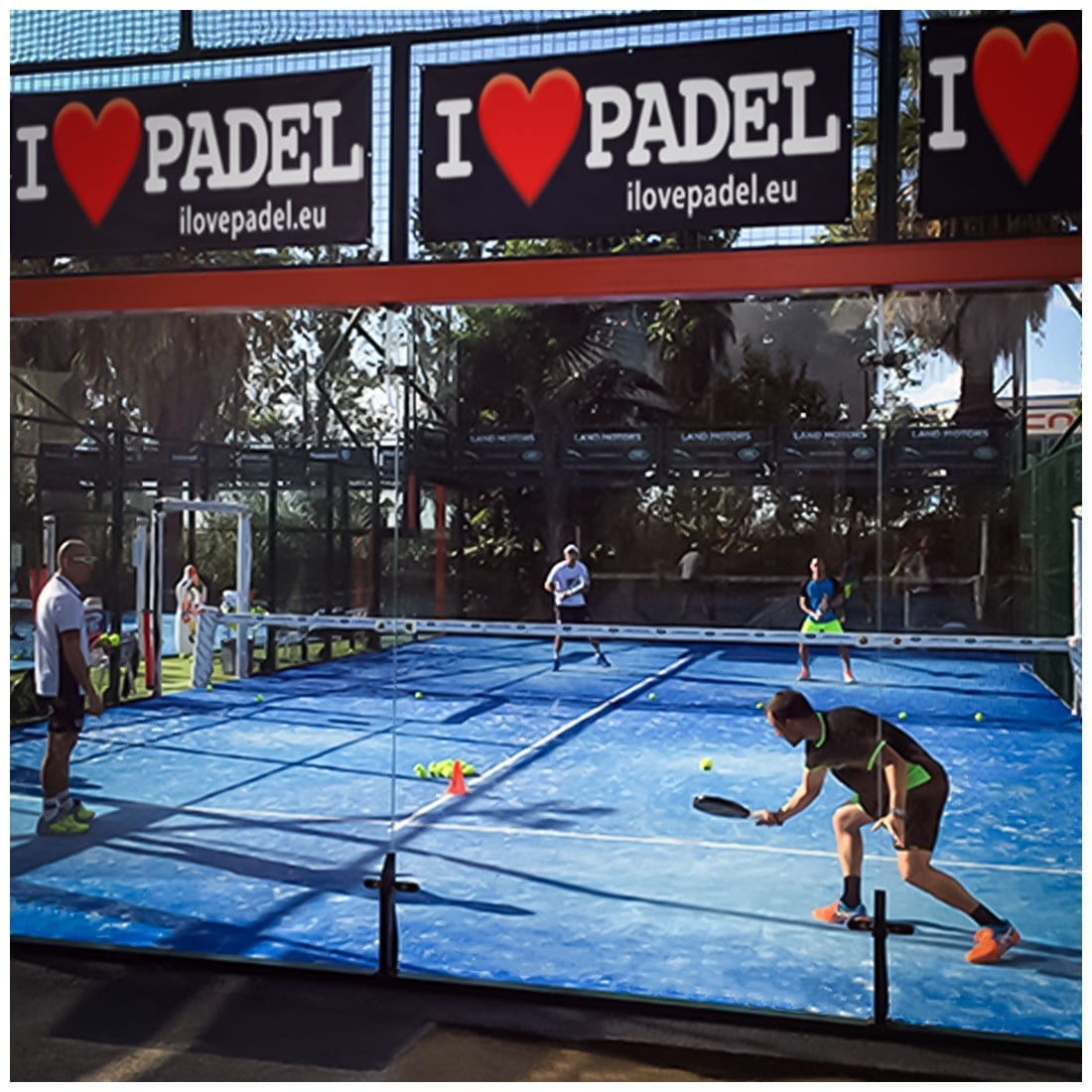 What is Padel/Paddle? How it's played? I Love Padel, explaining Padel