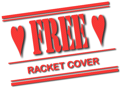 Free Padel Racket Cover