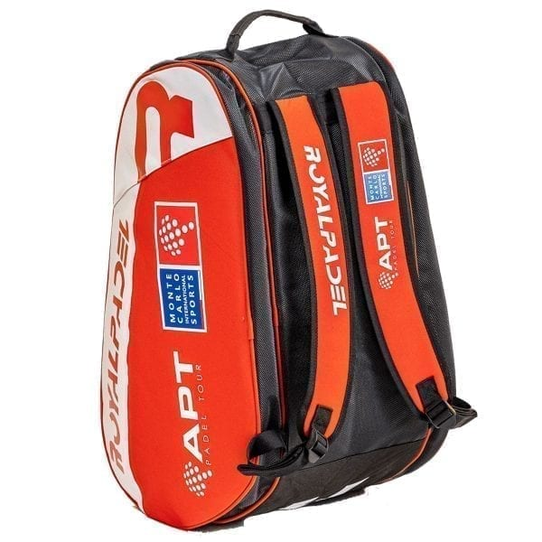 Super Combi Thermal Padel Sports Bag, Red and White, Royal Padel 02