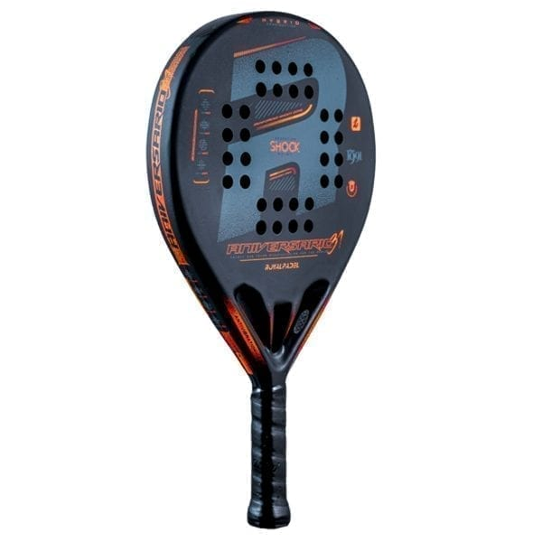 Padel Racket, Paddle Tennis Racquet, RP31 Light Aniversario Hybrid (Híbrida) 2021 Royal Padel, Level: Competition, Professional 02