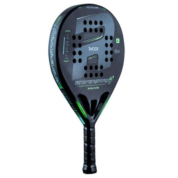 Padel Racket, Paddle Tennis Racquet, RP31 Aniversario Polietileno 2021 Royal Padel, Level: Competition, Professional 02