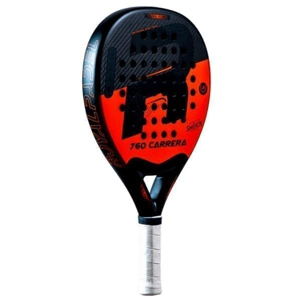 Padel Racket, Paddle Tennis Racquet, RP 760 Carrera 2021 Royal Padel, Level: High, Competition 02
