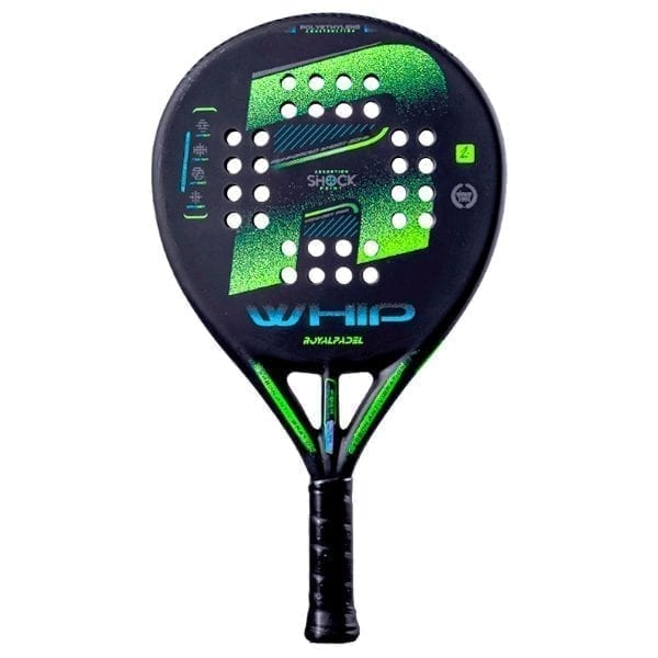 Padel Racket, Paddle Tennis Racquet, RP790 Whip Polietileno 2021 Royal Padel, Level: Competition, Professional 01