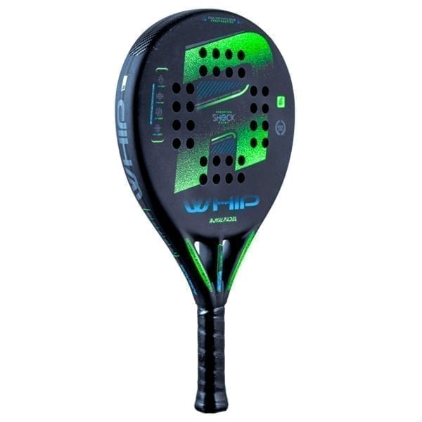Padel Racket, Paddle Tennis Racquet, RP790 Whip Polietileno 2021 Royal Padel, Level: Competition, Professional 02