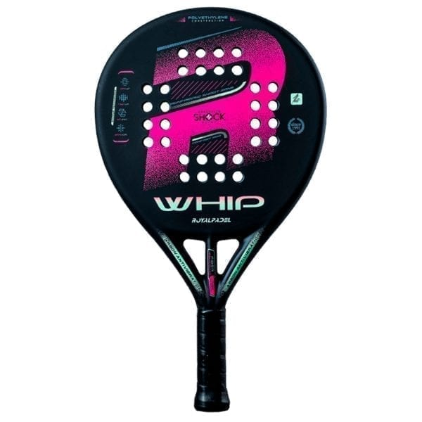 Padel Racket, Paddle Tennis Racquet, RP790 Whip Light 2021 Royal Padel, Level: High, Competition 01