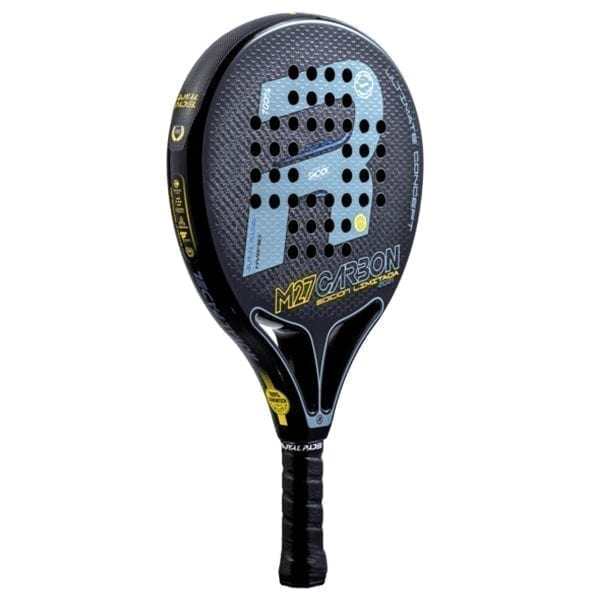 Padel Racket, Paddle Tennis Racquet, RP M27 Hybrid 2021 Royal Padel, Level: Competition, Professional 02