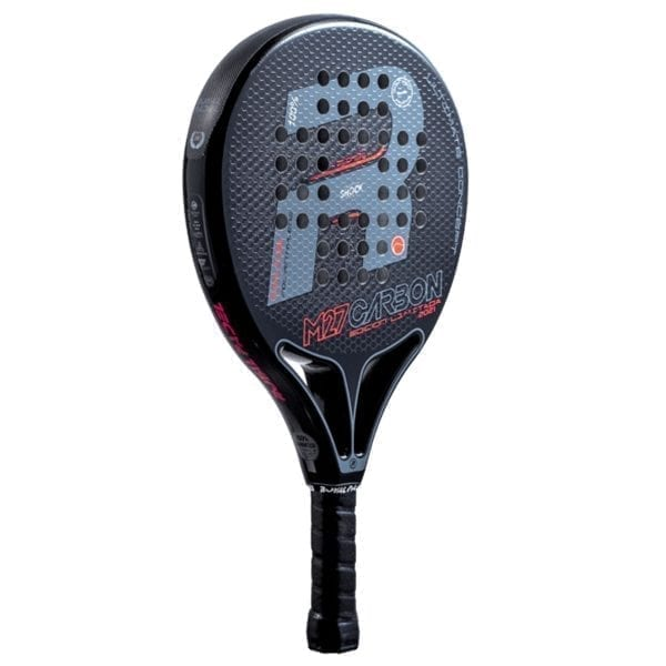 Padel Racket, Paddle Tennis Racquet, RP M27 Polietileno 2021 Royal Padel, Level: Competition, Professional 02