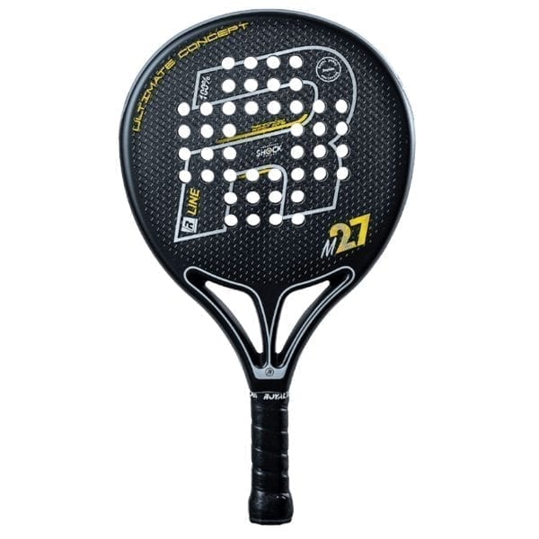 Padel Racket, Paddle Tennis Racquet, RP M27 R-Control 2021 Royal Padel, Level: Competition, Professional 01