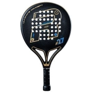 Padel Racket, Paddle Tennis Racquet, RP M27 R-Fury 2021 Royal Padel, Level: Competition, Professional 01