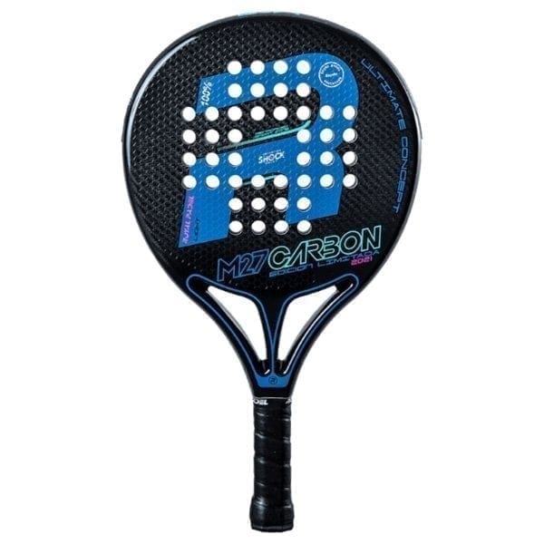 Padel Racket, Paddle Tennis Racquet, RP M27 Light 2021 Royal Padel, Level: Competition, Professional 01